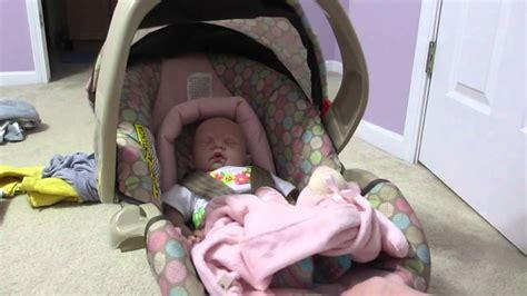 reborn baby car seats carseat posing for reborn dolls