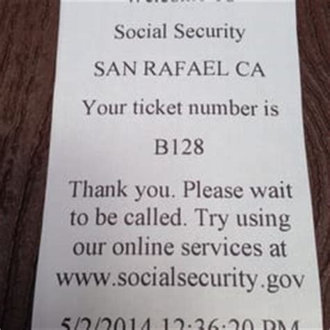 Social Security Office San Rafael by Social Security Administration 16 Reviews Government