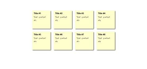 cara membuat layout web design cara membuat note menggunakan html5 dan css3 part 2