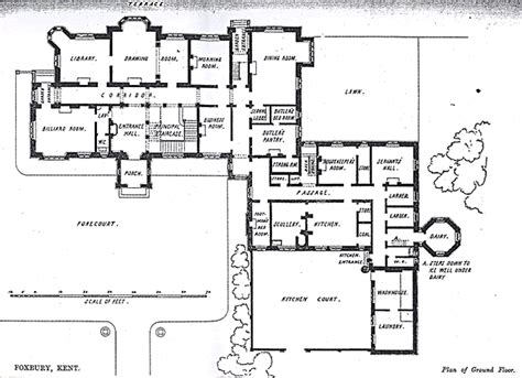 old english house plans old english estate house plans house design ideas