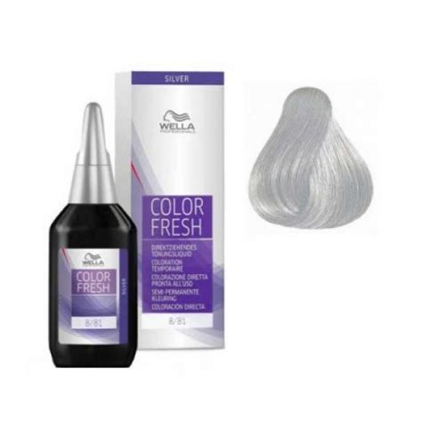 Hair Color Fresh by Wella Color Fresh 0 6