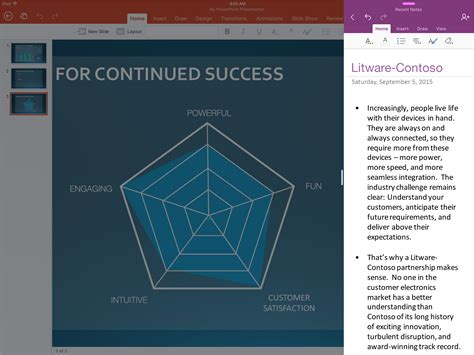 Microsoft Office Applications Microsoft Meets Apple S Pro Release With Optimized