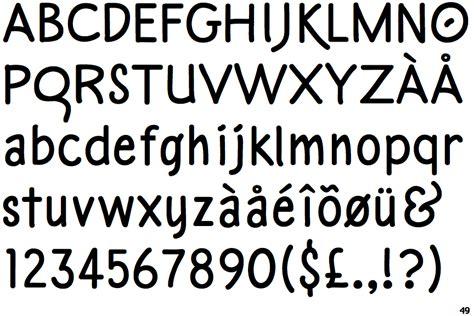 doodle font identifont doodle