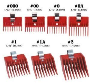 clipper sizes for haircut 1 piece speed o guide hair clipper guide comb attachment 7