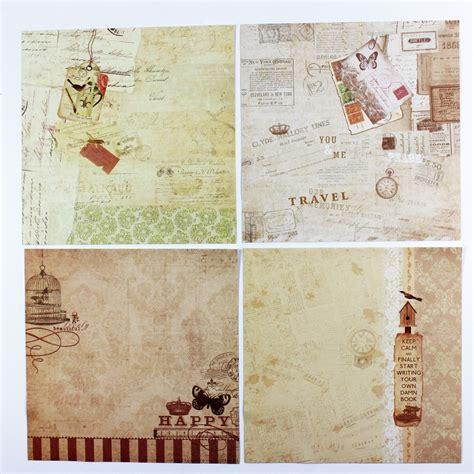 Handmade Scrapbook Paper - aliexpress buy vintage fashion matt paper