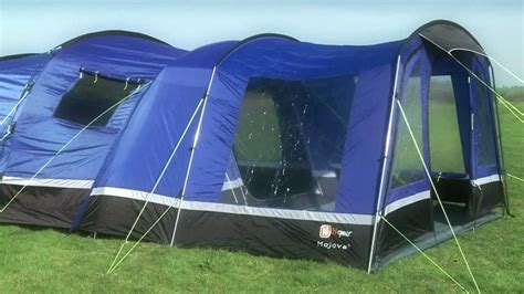 go outdoors awnings hi gear mojave 5 tent go outdoors youtube