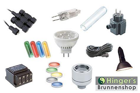 brunnen led beleuchtung ersatz beleuchtung ersatzteile verschlei 223 teile f 252 r