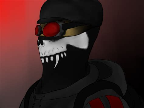 dj skully by scorchedarrow on deviantart