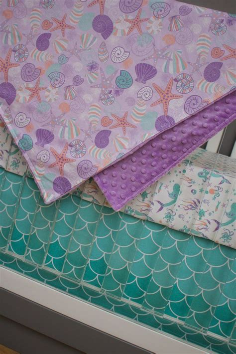 mermaid baby bedding 25 best ideas about mermaid nursery theme on pinterest