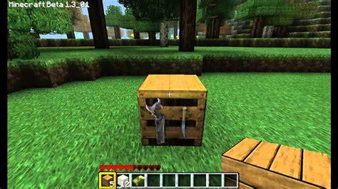 Wie Baue Ich Ein Bett Minecraft Tutorial 1