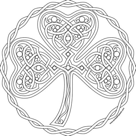shamrock coloring page don t eat the paste shamrock coloring page 2017