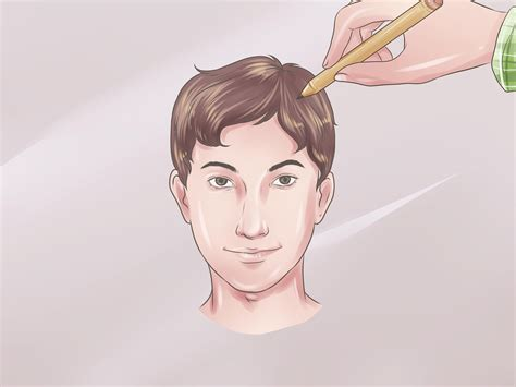 drawing faces 3 ways to draw a wikihow