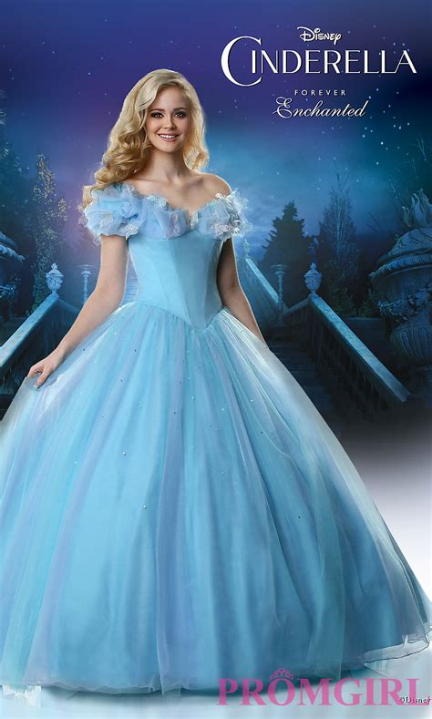 cinderella film how long disney forever enchanted cinderella ball gown for prom