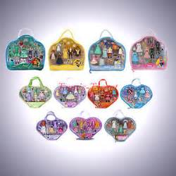 disney princess polly pocket fashion play theme parks exclusive ebay