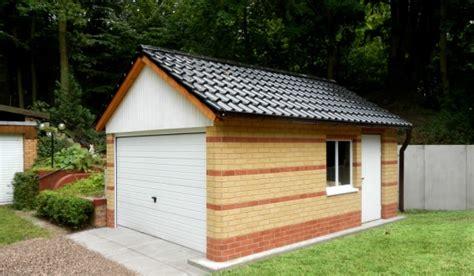 Garage Mit Satteldach Kosten Garagen Preisliste Sichten