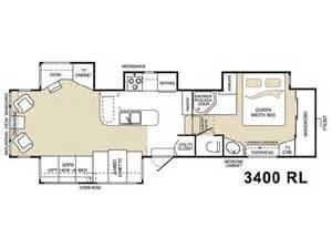 keystone montana floor plans used 2007 keystone montana 3400rl for sale 700117