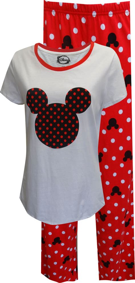 Pajamas Mickey Pink disney s mickey mouse apparel clothes t shirts pajamas