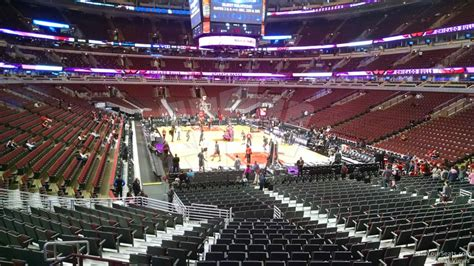 united center section 107 chicago bulls united center section 107 rateyourseats com
