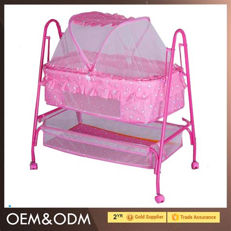 Baby Folding Bed Supplier Adjustable Cot Bed Adjustable Cot Bed Wholesale