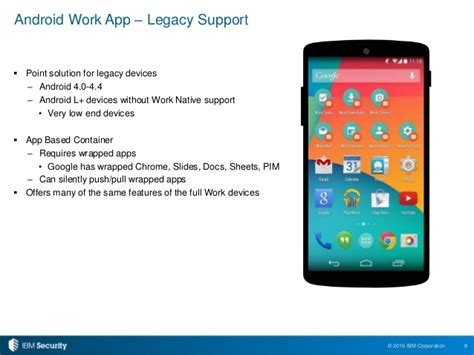 android for work android for work your enterprise mobility management and security ch
