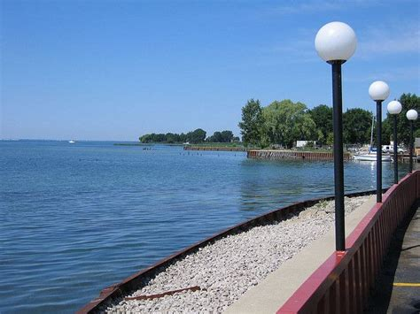 best bay boat ever anchor bay mi where we launched our boat some of the