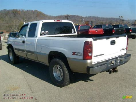 small engine repair training 2011 chevrolet silverado parking system 2003 chevrolet silverado 1500 z71 extended cab 4x4 in summit white photo 3 220406 all