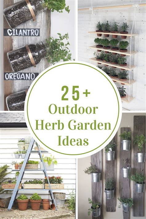 outdoor herb garden ideas outdoor herb garden ideas the idea room