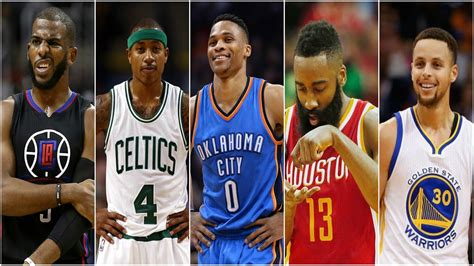 best point top 10 point guards 2016 2017 nba season