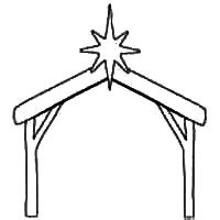 Nativity Patterns For Christmas Patterns Template Clip Art Nativity Yard Sign Template