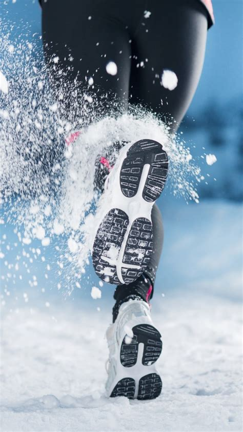 wallpaper iphone 6 gym winter running girl wallpaper iphone 6 plus resolution