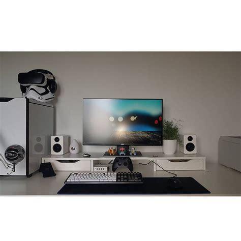 gaming desk setup ideas 788 best decor workspaces images on desk