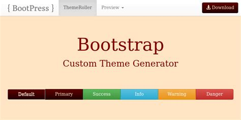 bootstrap theme editor mac bootstrap themes