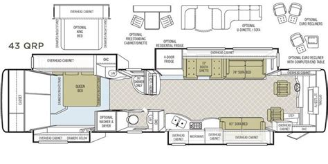 bus motorhome floor plans rv bus floor plans www imgkid com the image kid has it