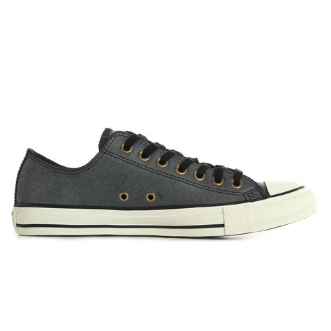 Converse Ct Ox converse ct ox black 149484c baskets mode homme