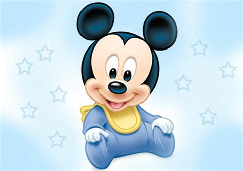 baby mickey mouse disney birthday party edible cake topper frosting sheet ebay
