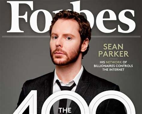sean parker net worth top 50 richest executives celebrity net worth