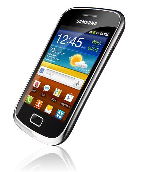 Samsung Mini 2 the samsung galaxy mini 2 gt s6500 pictures