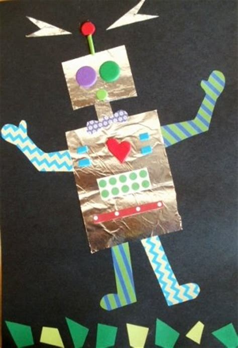 robot craft for robots raising arizona magazine