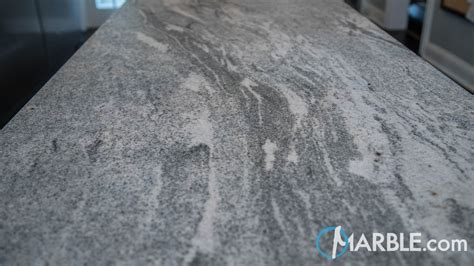Brushed Granite Countertops by Viscont White Brushed Kitchen Granite Countertops