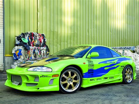 eclipse mitsubishi fast and furious mitsubishi eclipse fast and furious orange image 160