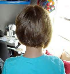 layered bob hairstyle back view bob cuts for fine hair short hairstyles 2016 2017