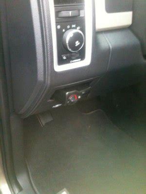 ram  integrated trailer brake controller