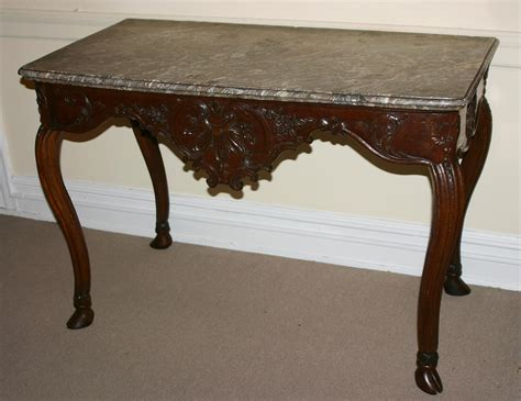 antique console tables for sale provincial regence period console table