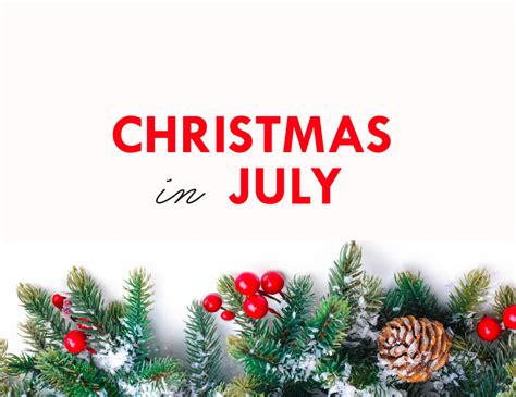 christmas in july il blog di australia fever