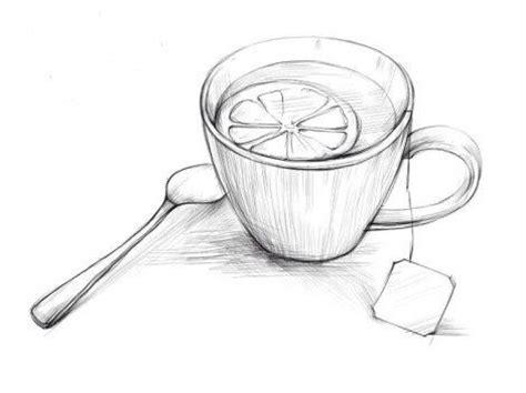 Eine Tasse Tee zeichnen   DekoKing