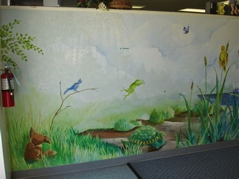 easy wall mural ideas ideas for painting a wall mural