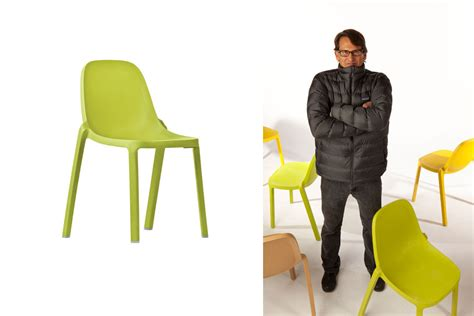 Stackable Chairs For Less Broom Chair Design By Philippe Starck For Emeco Artkitektur
