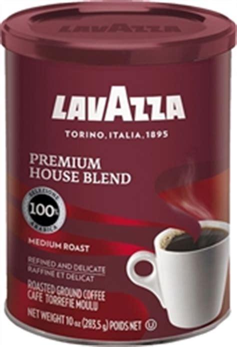 House Blend Premium Ground Coffee Lengkuas lavazza premium house blend ground coffee