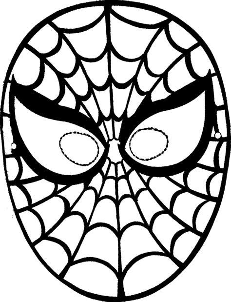 printable mask of spiderman disney pj masks coloring sheet printable coloring pages