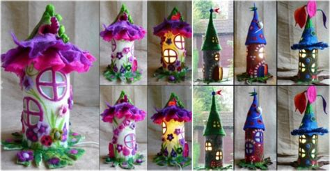 how to make a house how to make a fairy house how to instructions